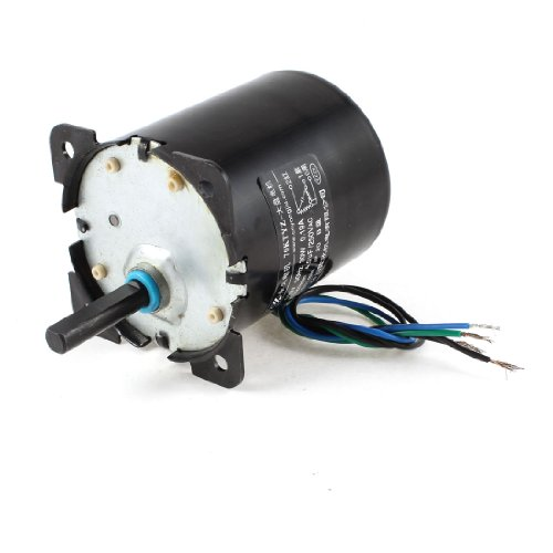 Uxcell Ac 110v 30w 32r Min Speed 8mm Shaft
