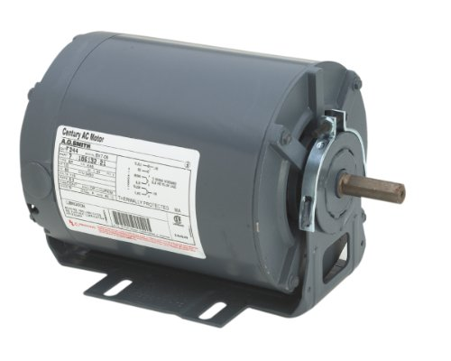 A o smith gf2054 1 2 hp 1725 rpm 115 volts 48 56 frame for Electric motor sleeve bearings