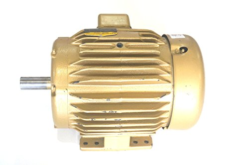 Baldor em3665t general purpose ac motor 3 phase 184t for Baldor electric motor parts