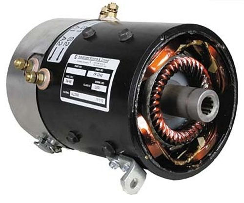 Amd Advanced Golf Cart Motor 7119 Club Car Series