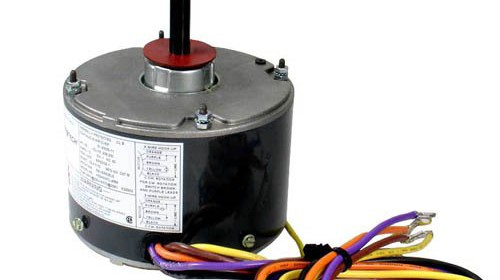 41NSdThchvL 500x280 k55hxjkl 2918 oem upgraded emerson condenser fan motor 1 5 hp electric motor wiring color code at mifinder.co