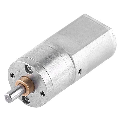 DC 12V Gear Box Reversible High Torque Reduction Electric Motor 15