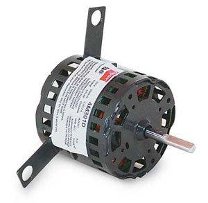 dayton 4m301 hvac motor, shaded pole, 1550 nameplate rpm 115v, frame 3 3,  1/15 hp